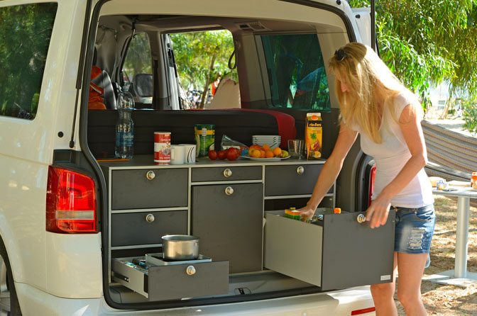 Westfalia Kitchen Unit