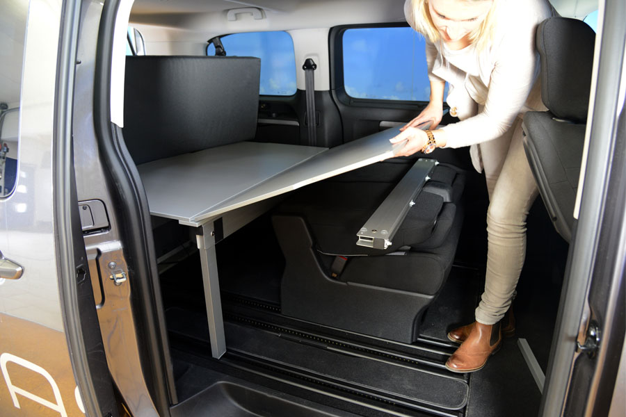 Ford Camper Van >> VanEssa Mobilcamping - Camping Ausbau für Deinen Van - T5 ...