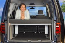 vw caddy maxi tramper 39. Black Bedroom Furniture Sets. Home Design Ideas