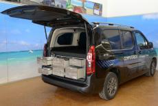 Citroen Berlingo 3 XL, Peugeot Rifter XL und Opel Combo XL