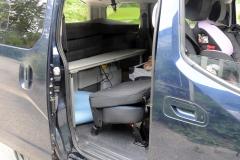 VanEssa Einzel-/Doppelbett NV200 - Aufbau 4