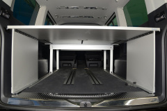03Schlafsystem Van - Einbau