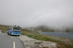 0VW Bus in Norwegen2