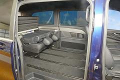 09_Schlafsystem Van im Mercedes Bus