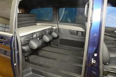 10_Schlafsystem Van im Mercedes Bus