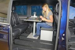 15_Schlafsystem Van im Mercedes Bus