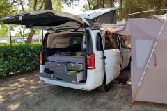 01_Vanlife im Mercedes Campervan