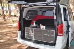 02_Vanlife im Mercedes Campervan