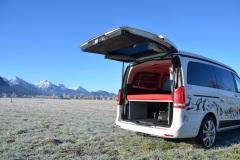 07_Vanlife im Mercedes Campervan