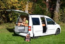 VW Caddy  3 | 4