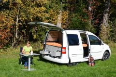002_Caddy Campervan