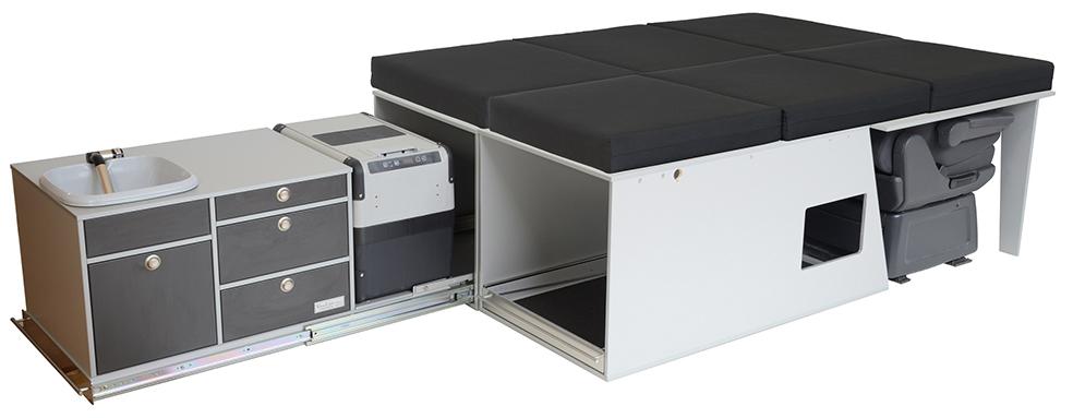 VanEssa Arco Küchensystem