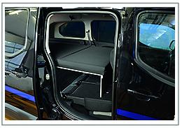Opel Combo XL Campingbus