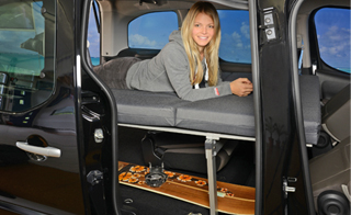 vanessa mobilcamping camping ausbau f r deinen van t5. Black Bedroom Furniture Sets. Home Design Ideas