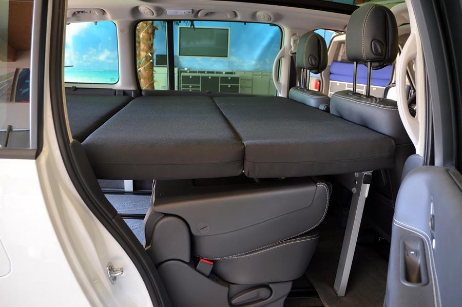Ford Transit Connect Camper >> VanEssa Mobilcamping - Camping Ausbau für Deinen Van - T5 ...