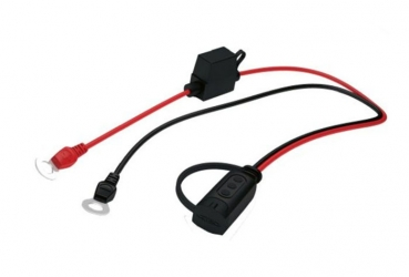 "CTEK charging cable with charge level control ""Comfort Indicator"""