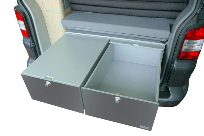 vanessa mobilcamping camping ausbau f r deinen van t5. Black Bedroom Furniture Sets. Home Design Ideas