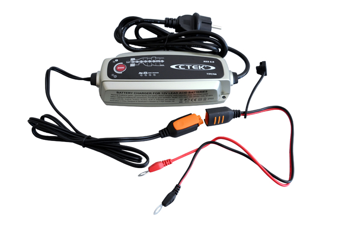 Omtyckta VanEssa mobilcamping Online-Shop - Ctek automatic charger for your MB-65