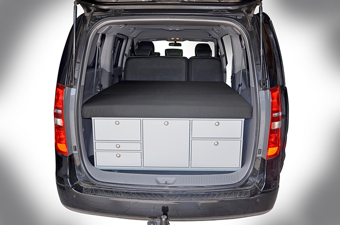 Vanessa Mobilcamping Online Shop Sleeping In Your Hyundai H1