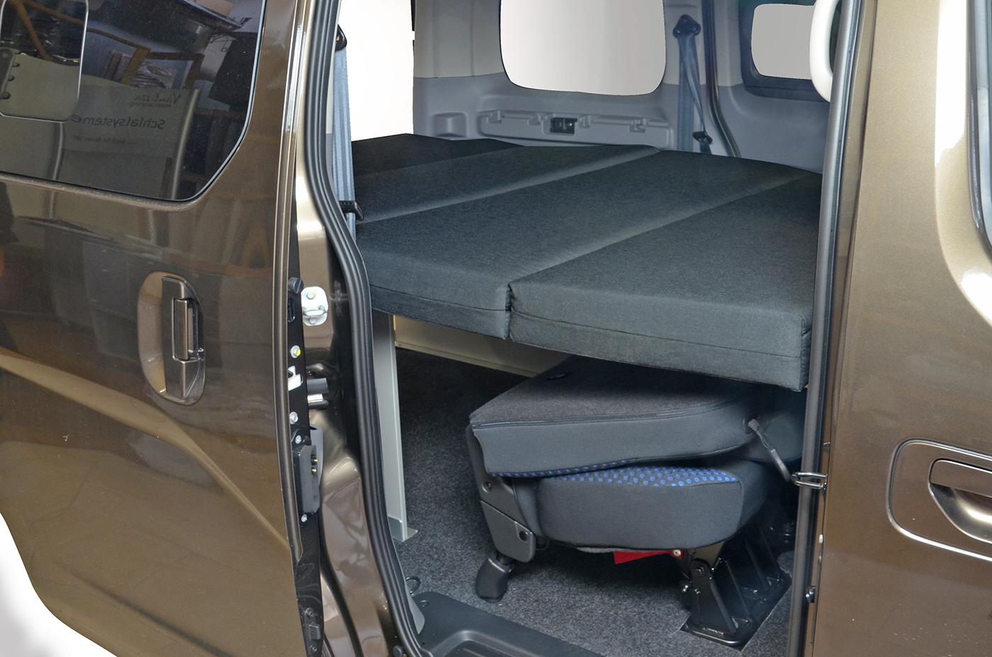 vanessa mobilcamping - camping ausbau für deinen van - t5, t6