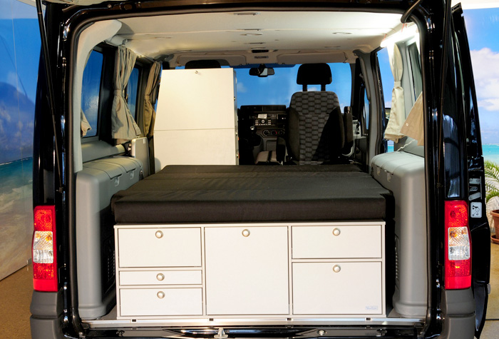 ford transit camper ausbau kaufen ford transit camper. Black Bedroom Furniture Sets. Home Design Ideas
