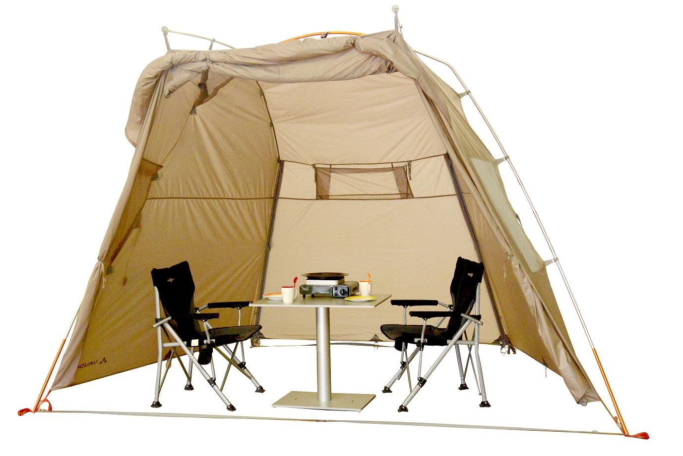vanessa mobilcamping online shop vaude drive van tent for your van. Black Bedroom Furniture Sets. Home Design Ideas